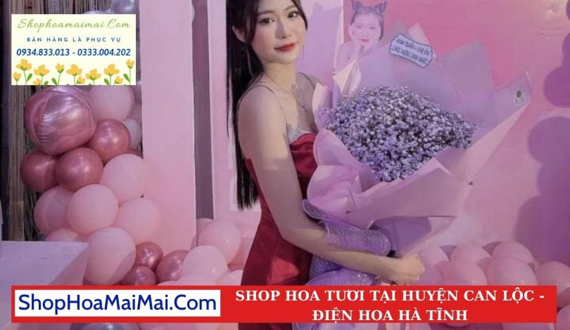 Shop Hoa Tươi Huyện Can Lộc