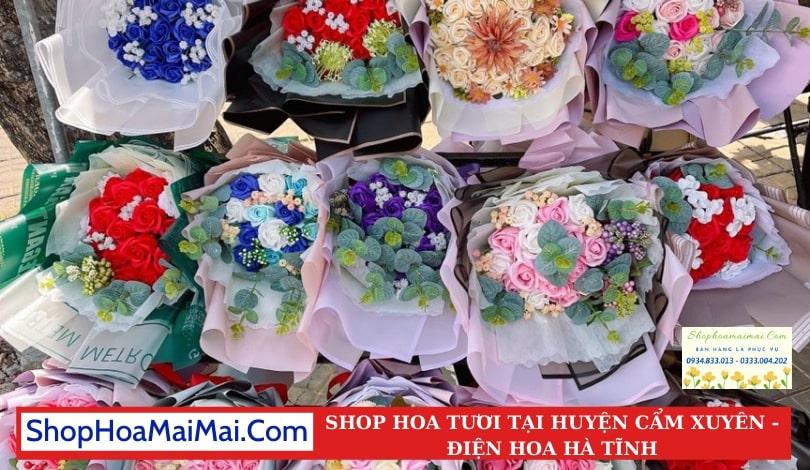 Shop Hoa Tươi Huyện Cẩm Xuyên