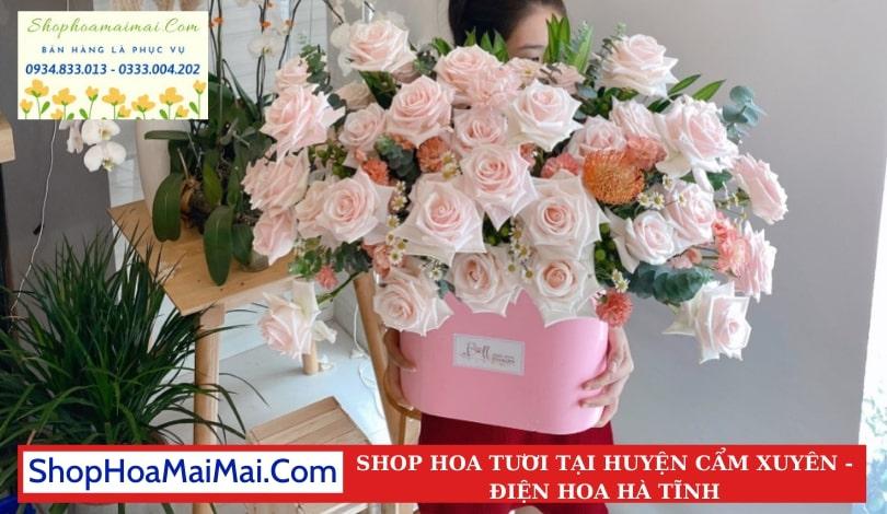 Cắm Hoa Theo Yêu Cầu Tại Hà Tĩnh