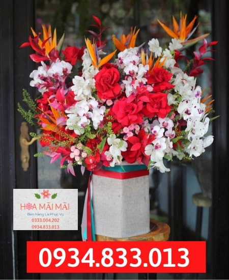 Cắm Hoa Theo Yêu Cầu Huyện Thanh Hà
