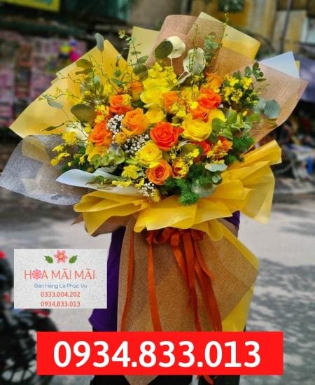 Dịch Vụ Điện Hoa Tươi Huyện Thanh Hà