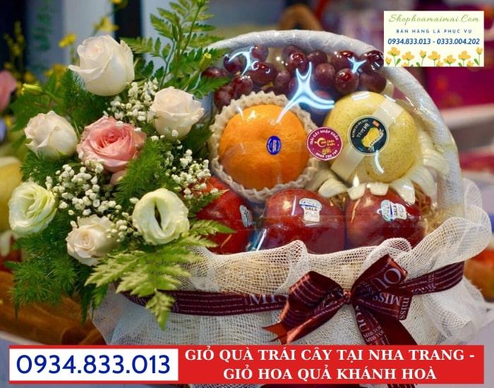 Mua Giỏ Trái Cây Tại Nha Trang