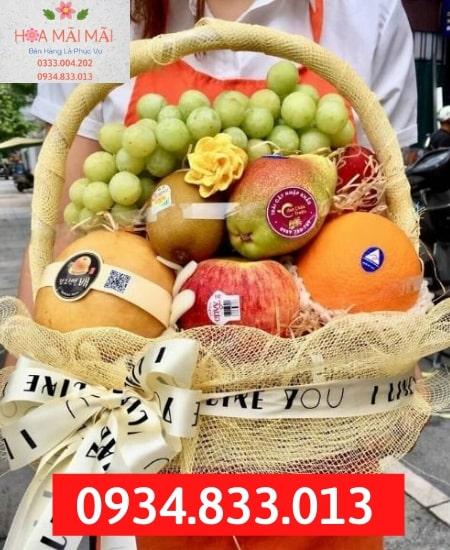 Shop Mua Giỏ Trái Cây Tại Bình Phước