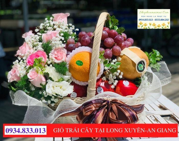 Shop Hoa Quả Nhập Khẩu Long Xuyên-An Giang