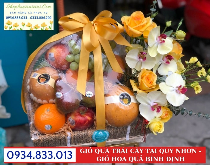Giỏ Trái Cây Tại Bình Định