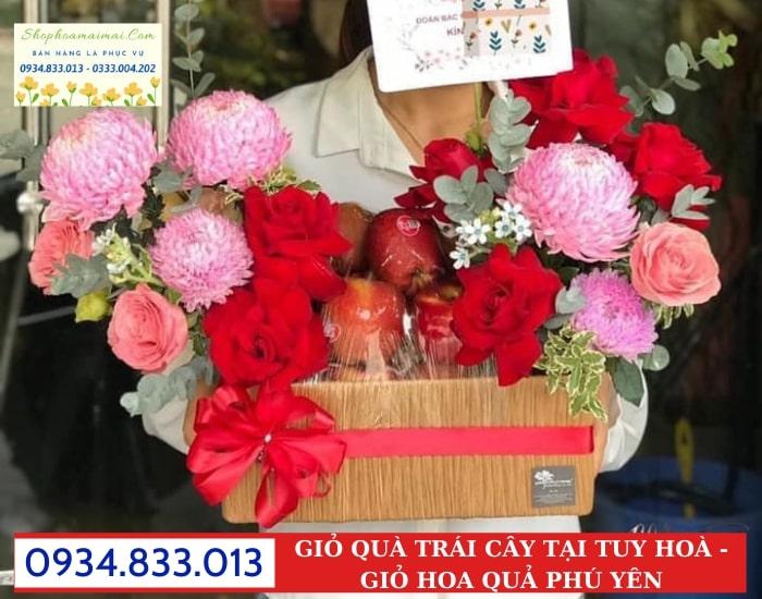 Giỏ Trái Cây Sạch Tại Phú Yên