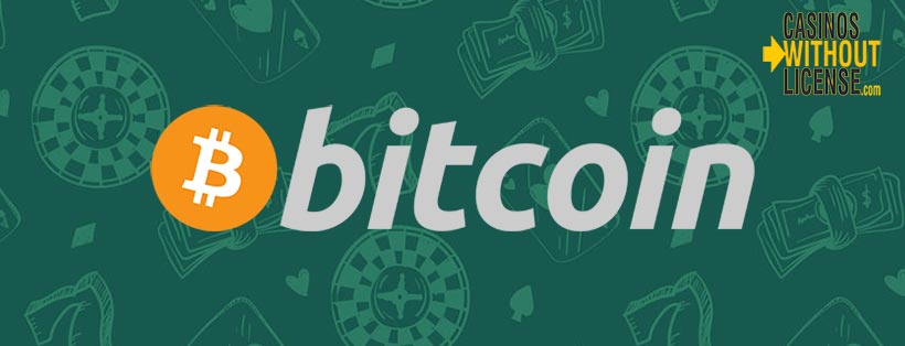 Bitcoin at casinos without license