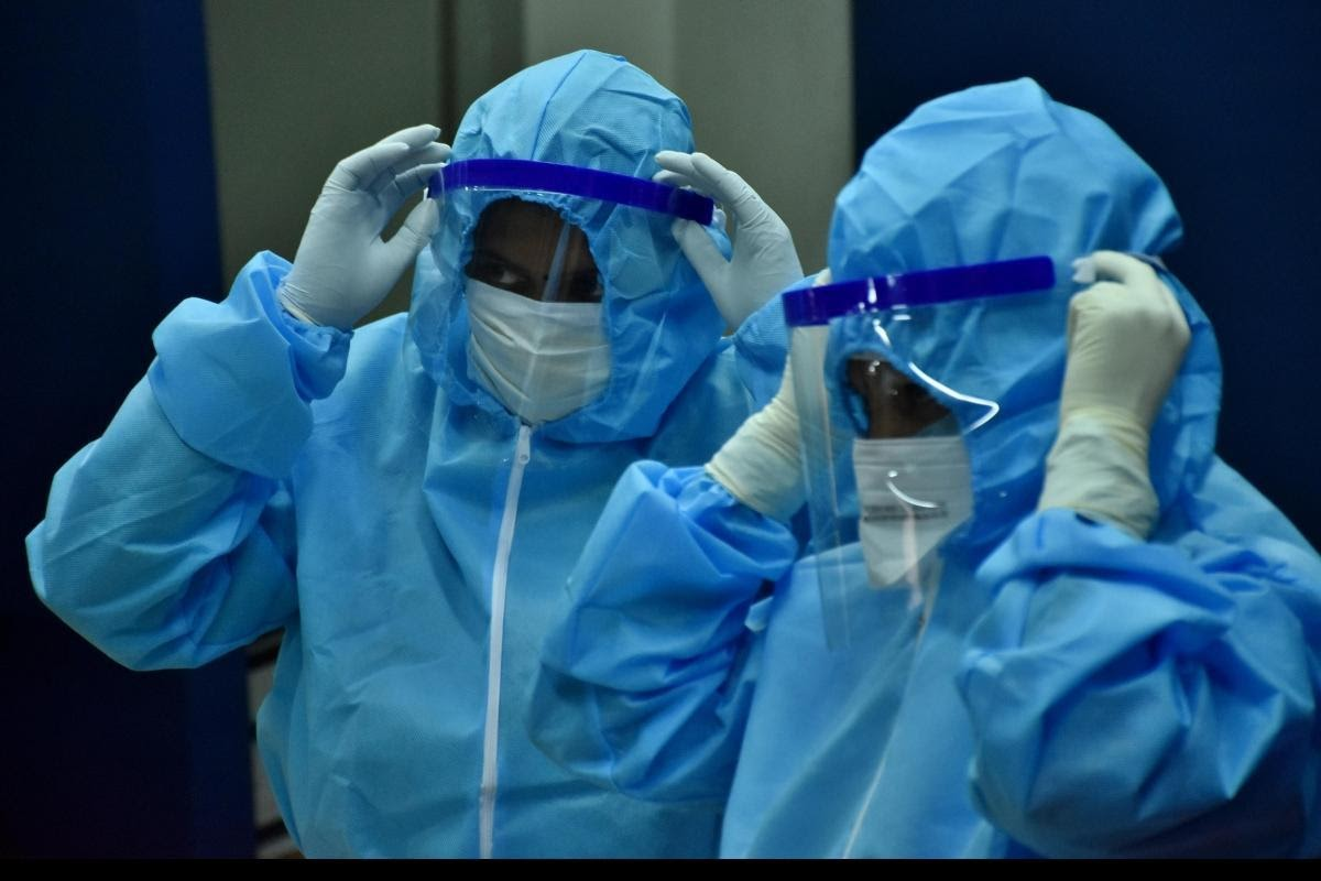 COVID-19 personal protective equipment causes serious skin injuries: Study-  The New Indian Express