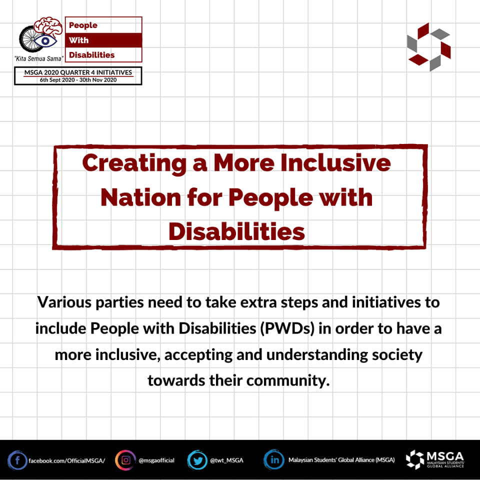 Creating a More Inclusive Nation for People with Disabilities