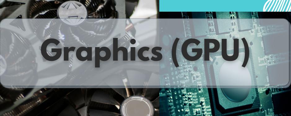 Graphics (GPU) and Audio