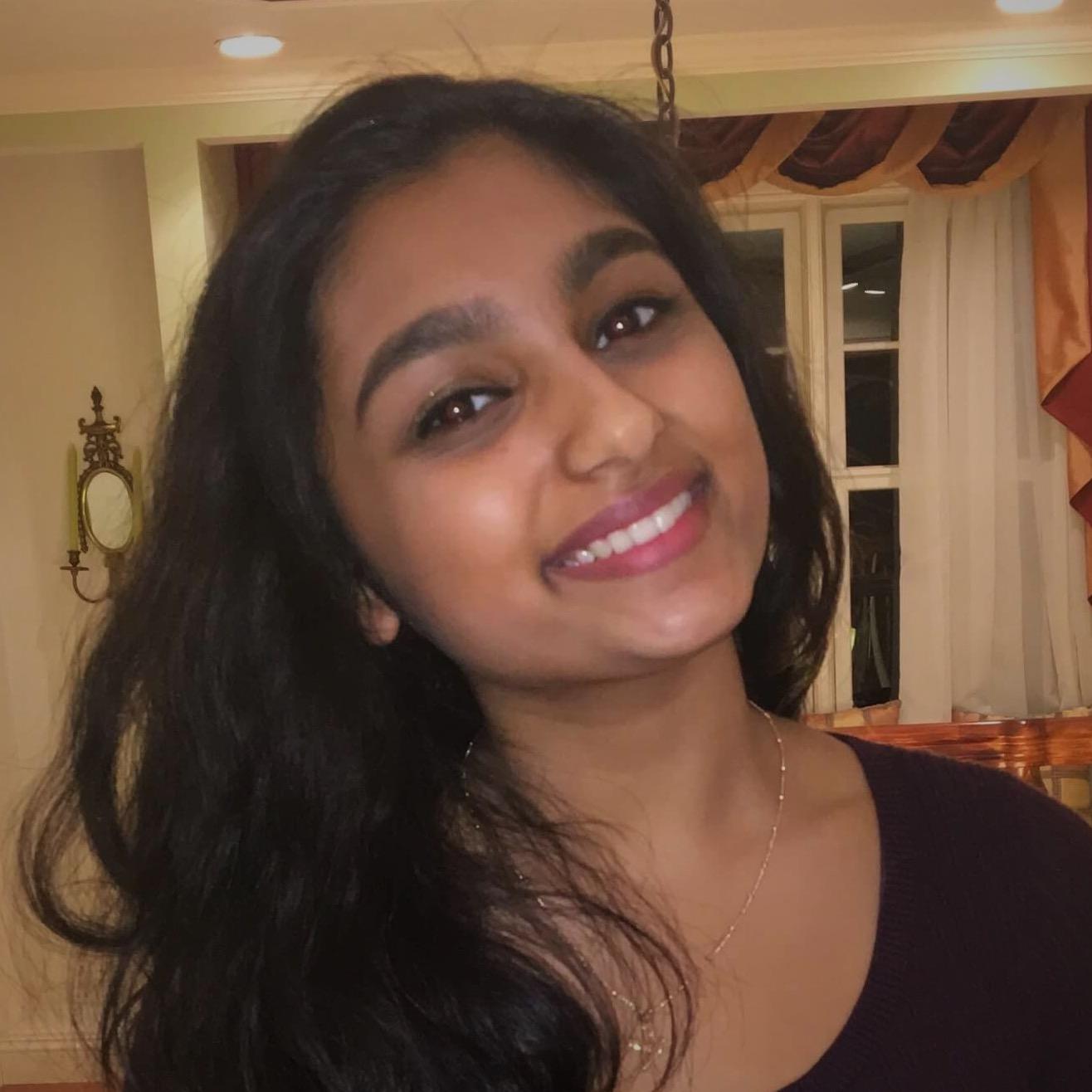Prisha Singh