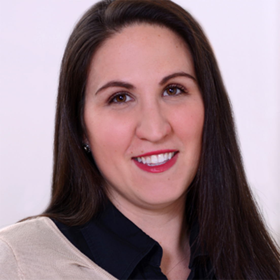 Photograph of Liz Palmer, Vice President of Customer Success and Operations at AboveBoard.