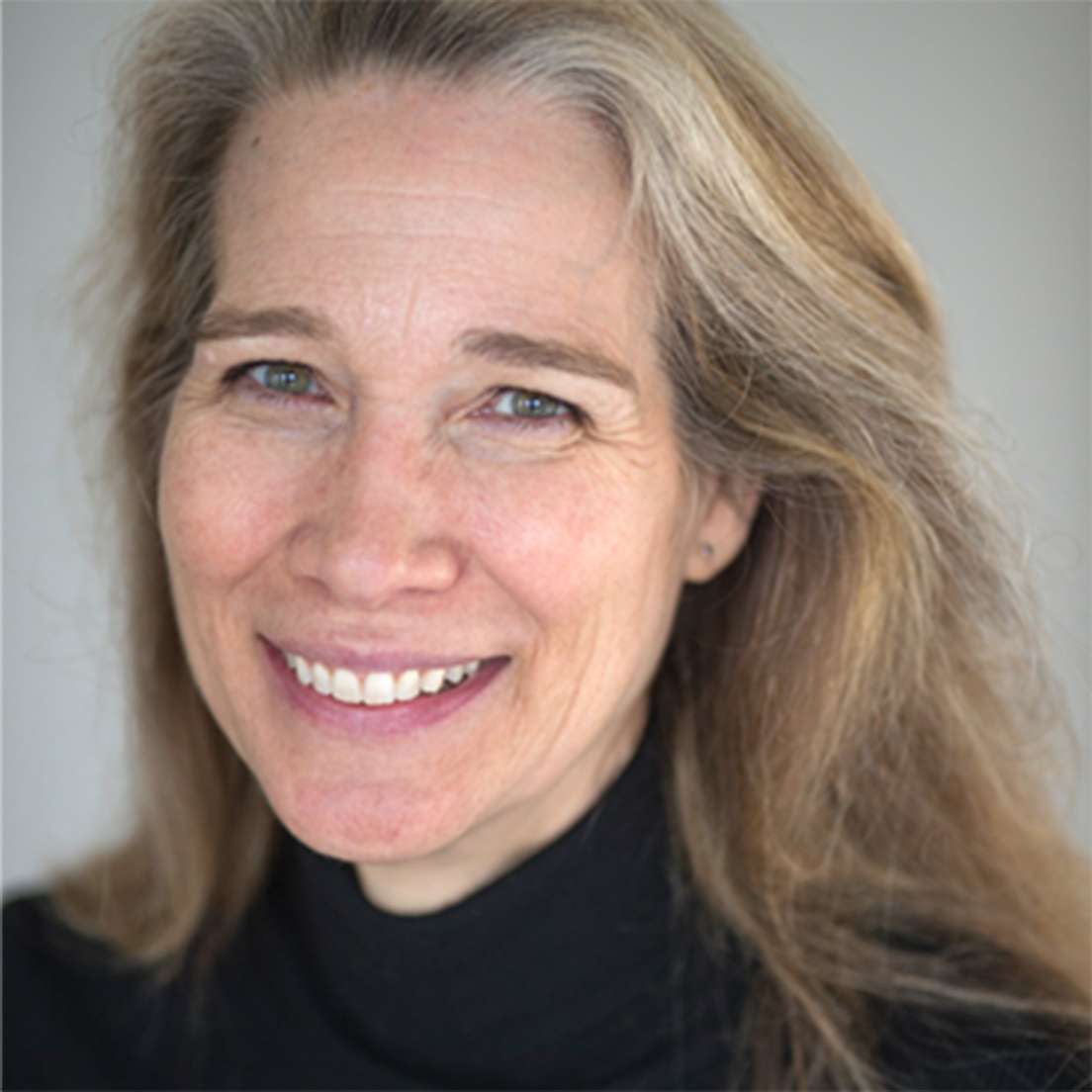 Photograph of Lucinda Duncalfe, Founder and CEO of AboveBoard.