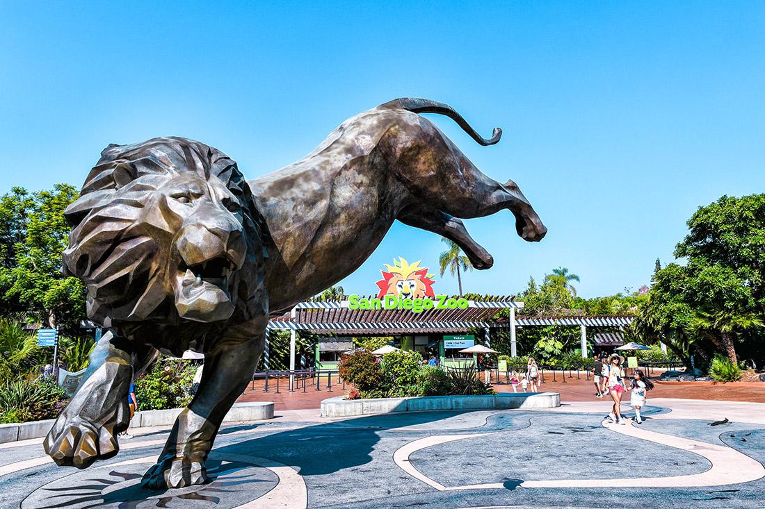 san diego attractions map rv resort