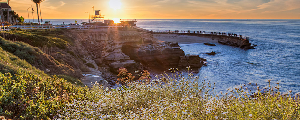 San Diego Sunset, SD RV Resort