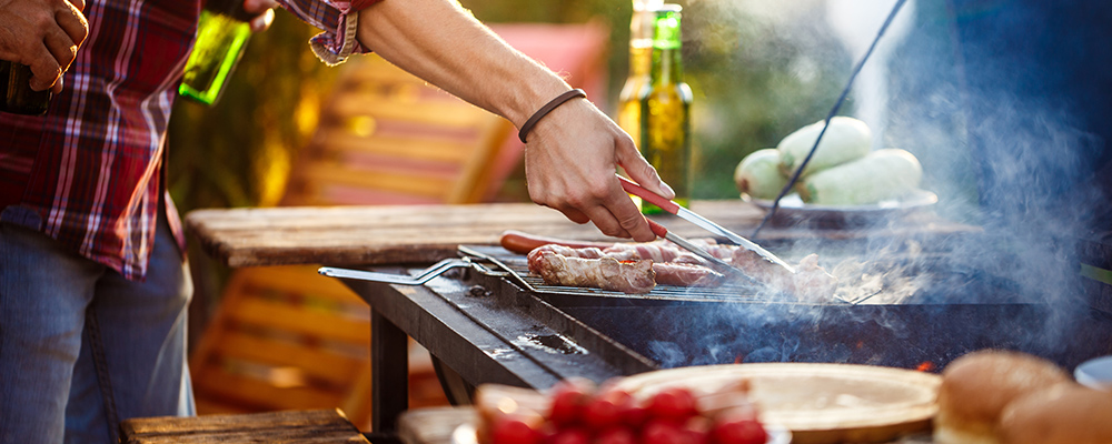common grilling mistakes, san diego rv resort