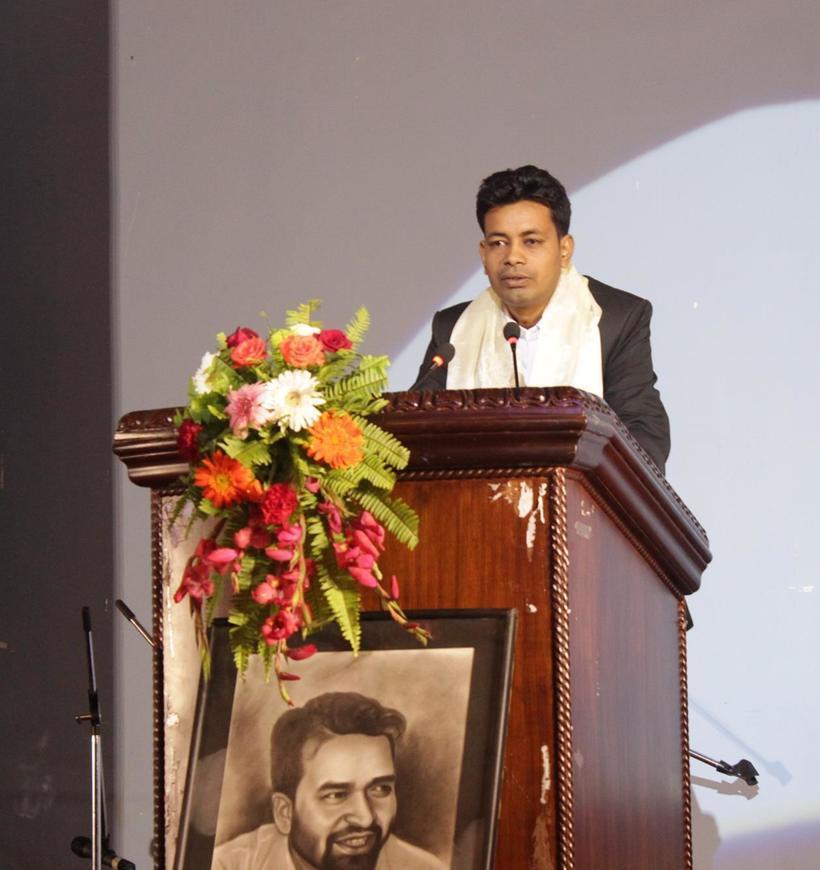 Raksha Ram Chamar and the International Darnal Award for Social Justice