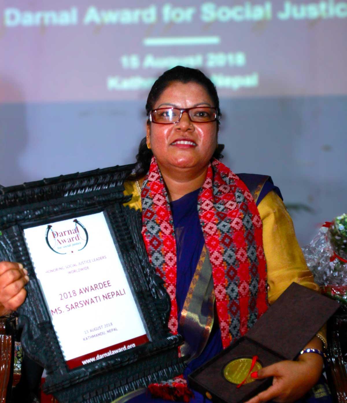 Saraswati Nepali