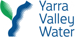 Logo for MAKE partner and client Yarra Valley Water.