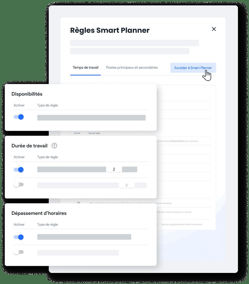 Avec le Smart Planner concentrez-vous sur l'essentiel