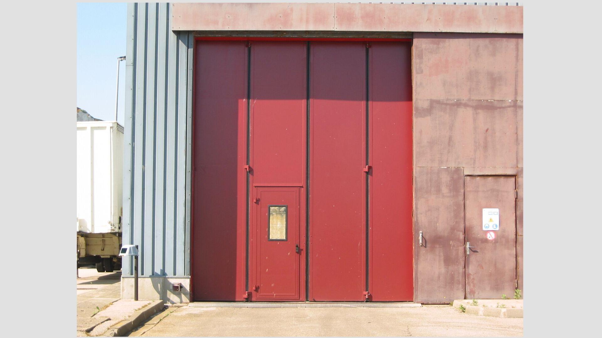Складная дверь-гармошка - Селикс