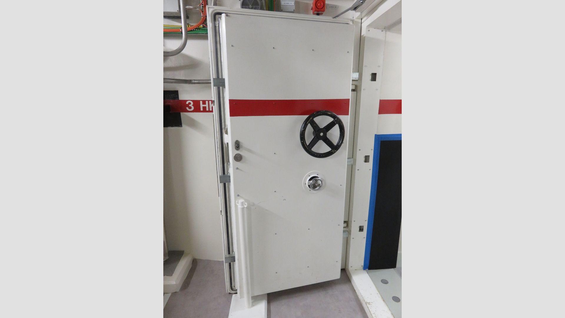 Огнестойкая и герметичная дверь 20 МСЕ - Андромеда 20