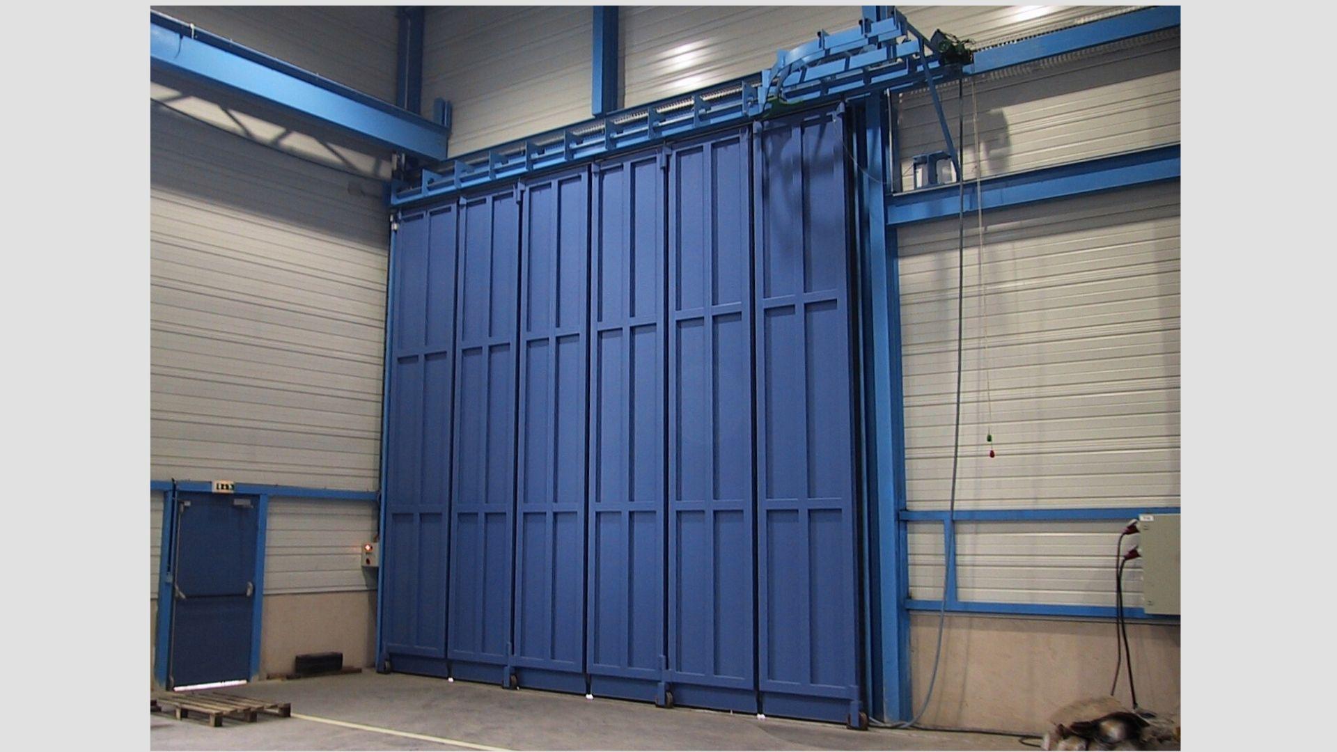 Складная дверь-гармошка - GPR