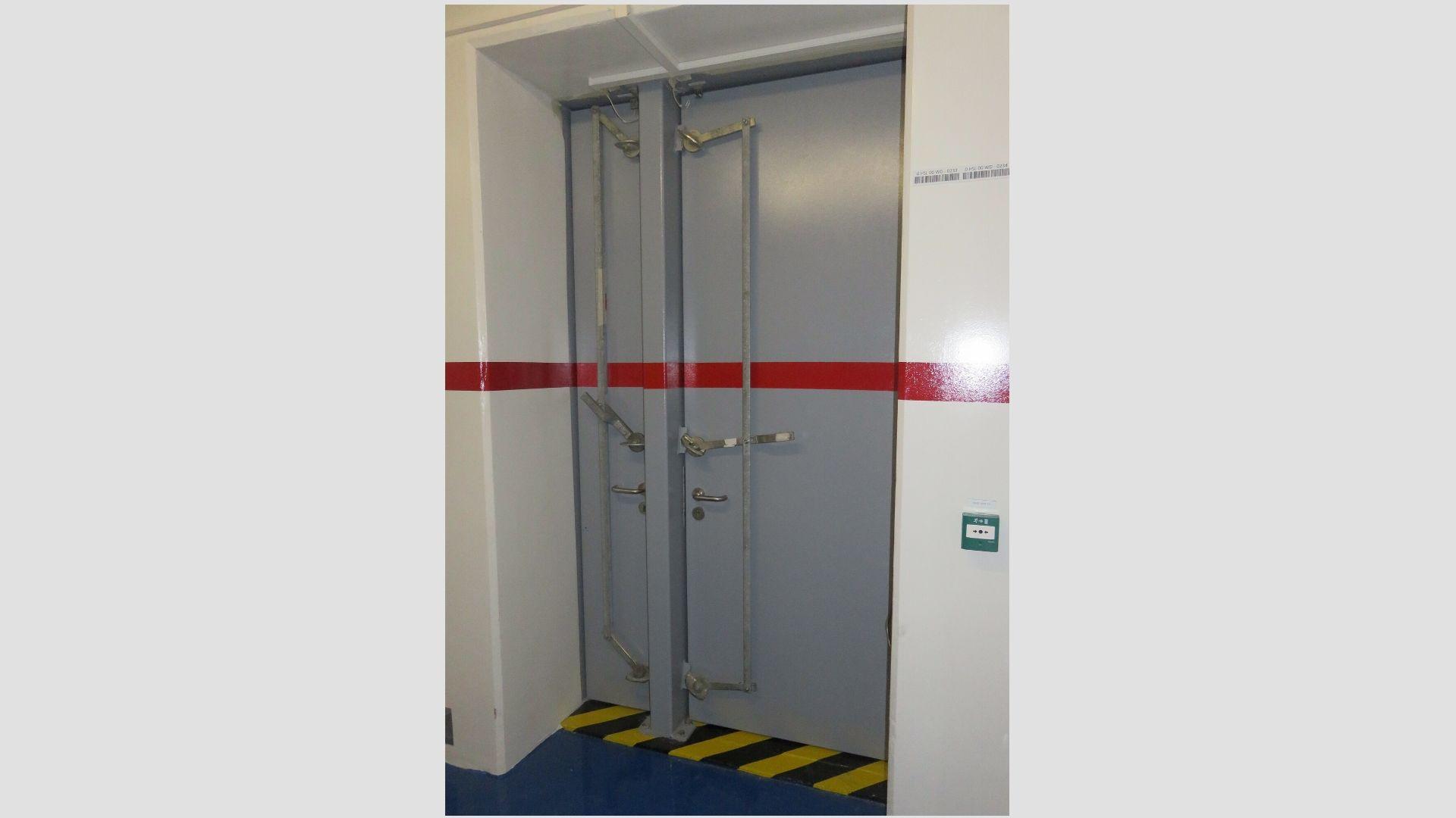 Герметичная дверь 20 mСЕ - Кассиопея 20