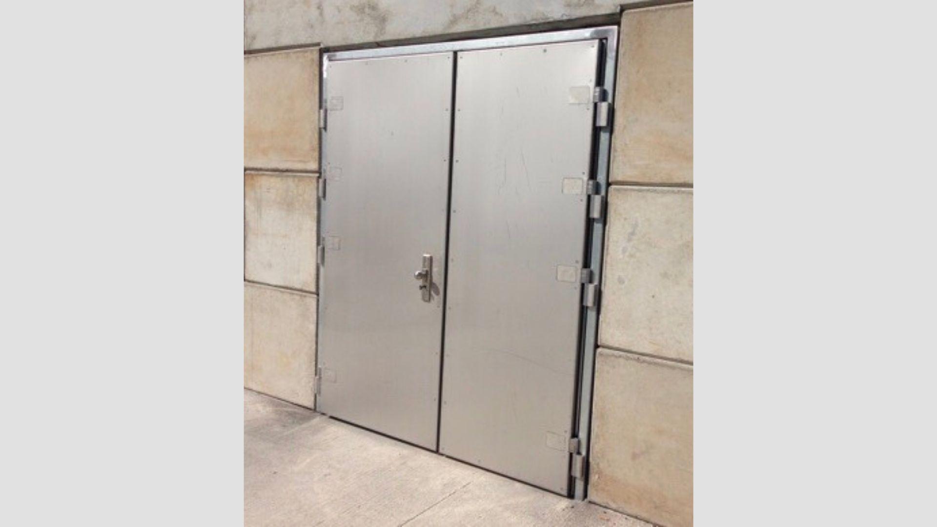 Защитная дверь - Талос