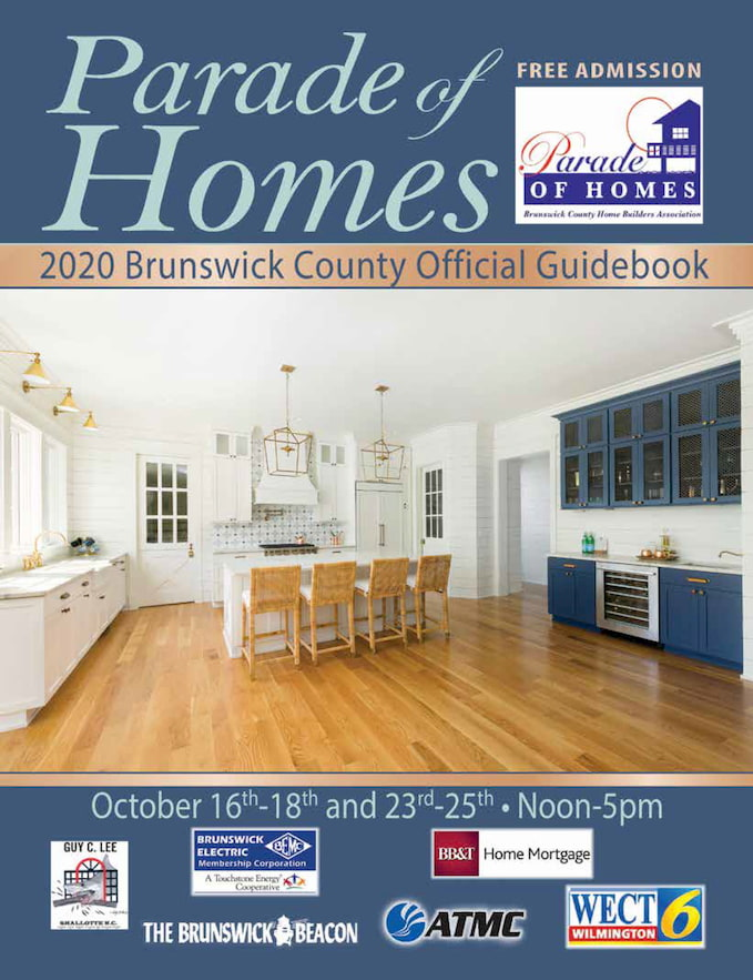 2020 Brunswick Parade of Homes Magazine