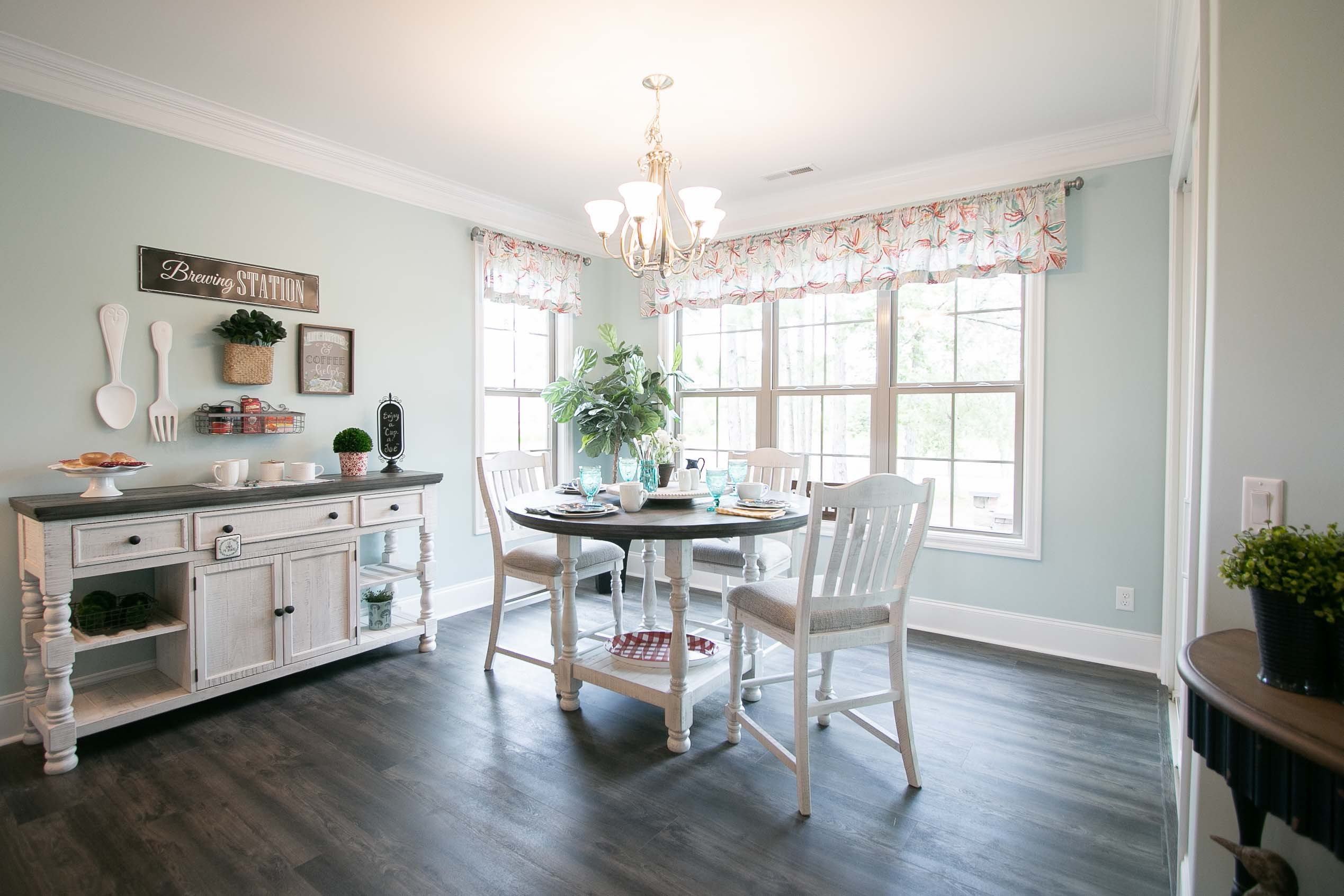 New in Compass Pointe Leland