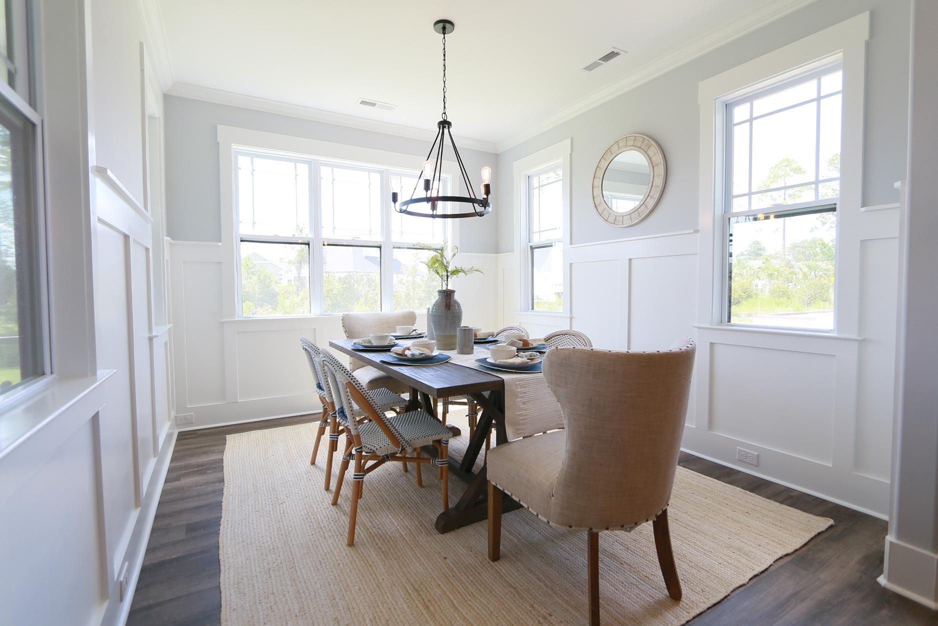 New Custom Home by Bill Clark