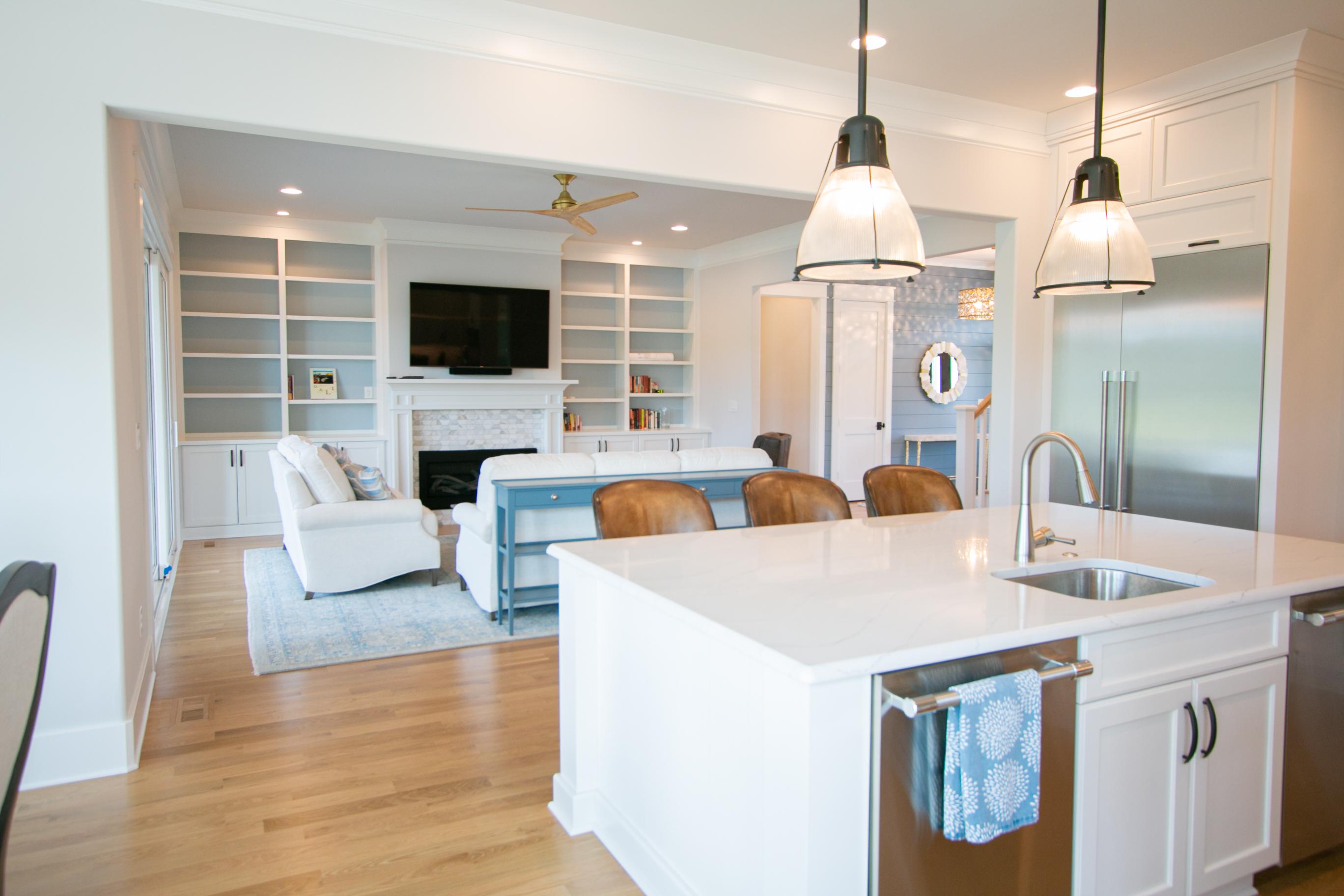 New Custom Home by Crane Builders