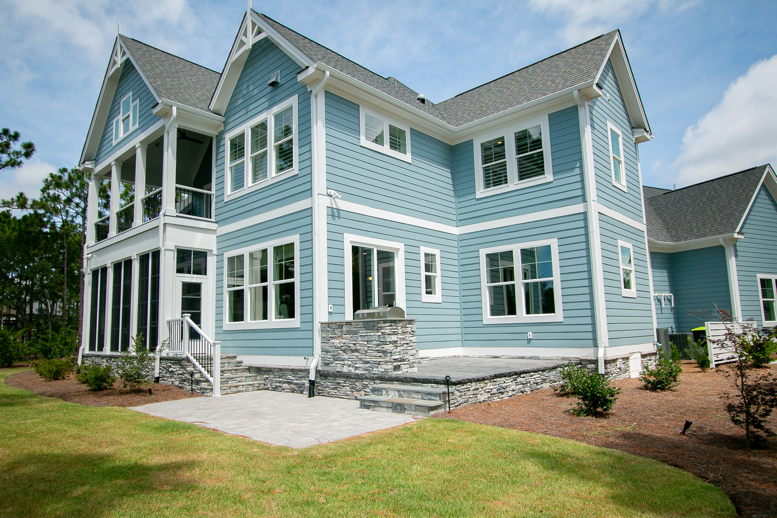 New Custom Home in Southport NC