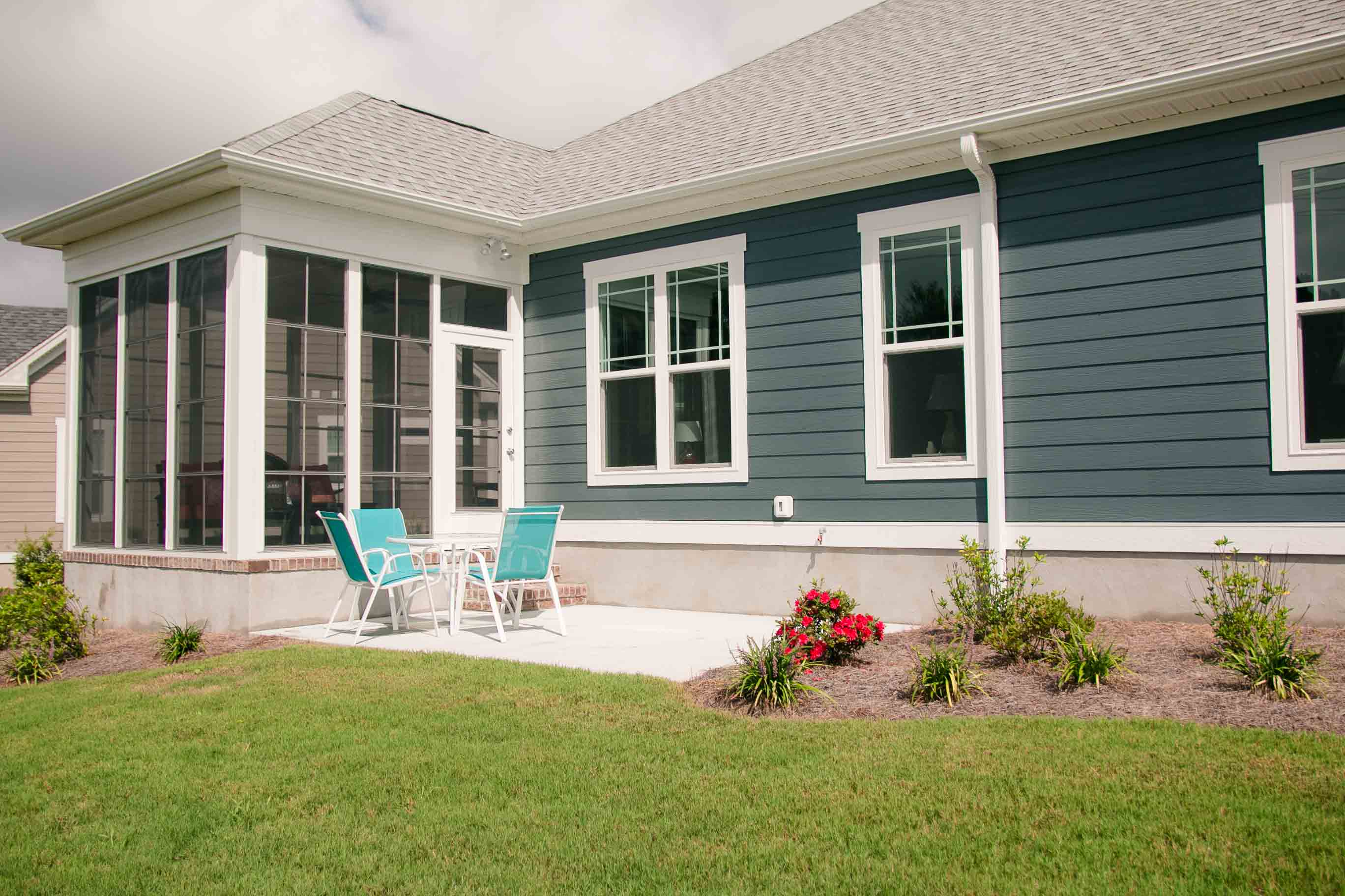 New Home Contractor Liberty Homes