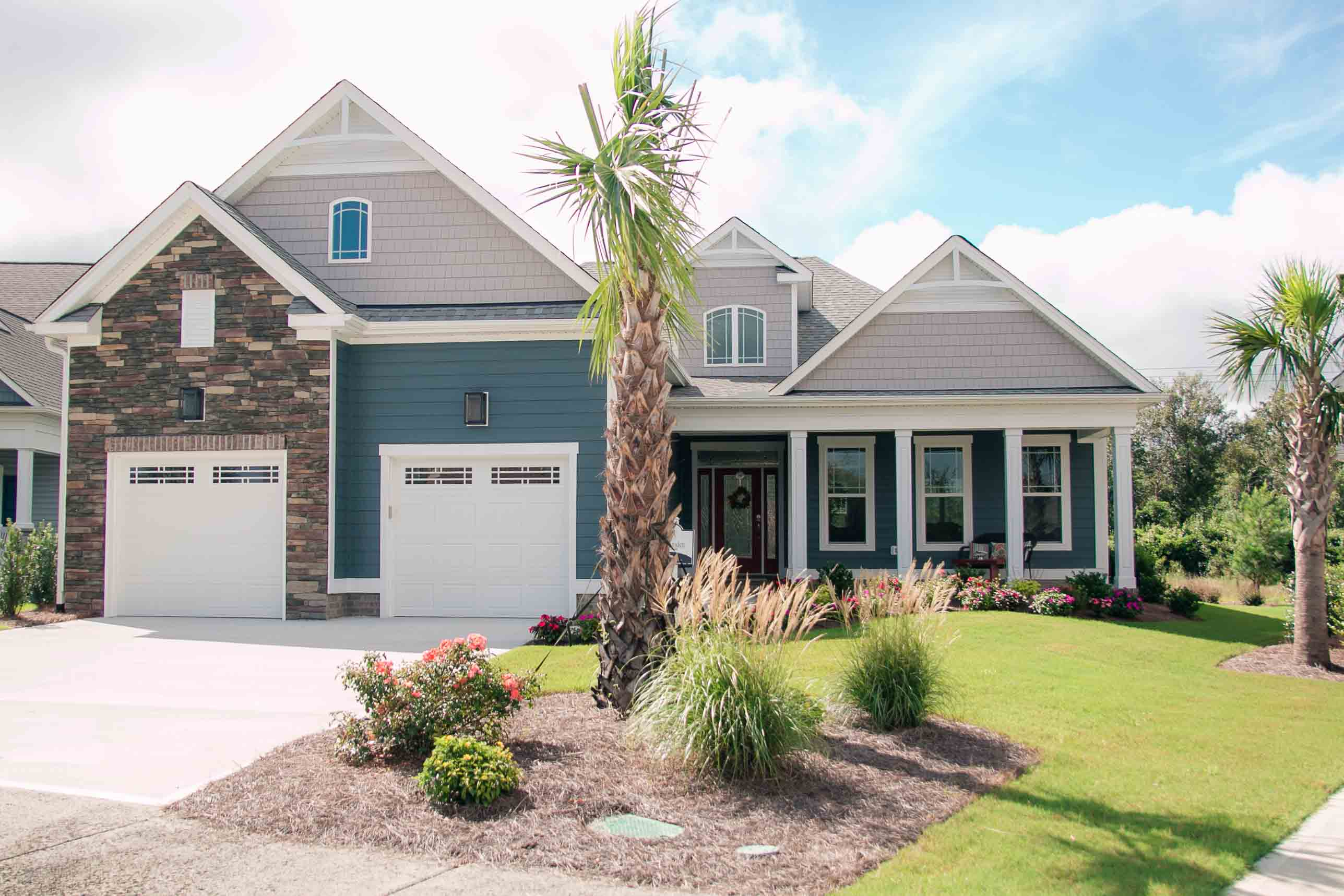 The Camden by Liberty Homes