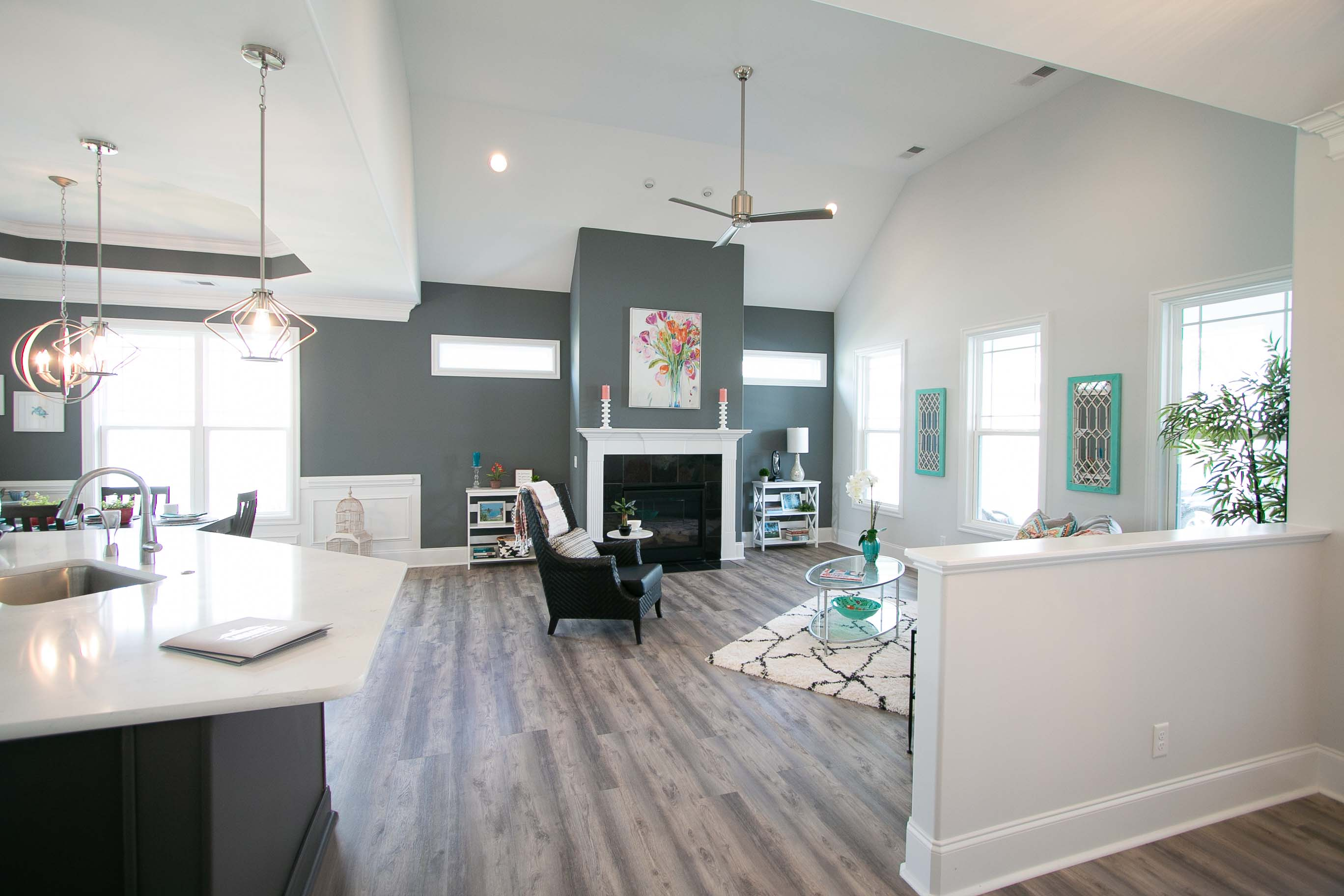 New Homes Compass Pointe Leland