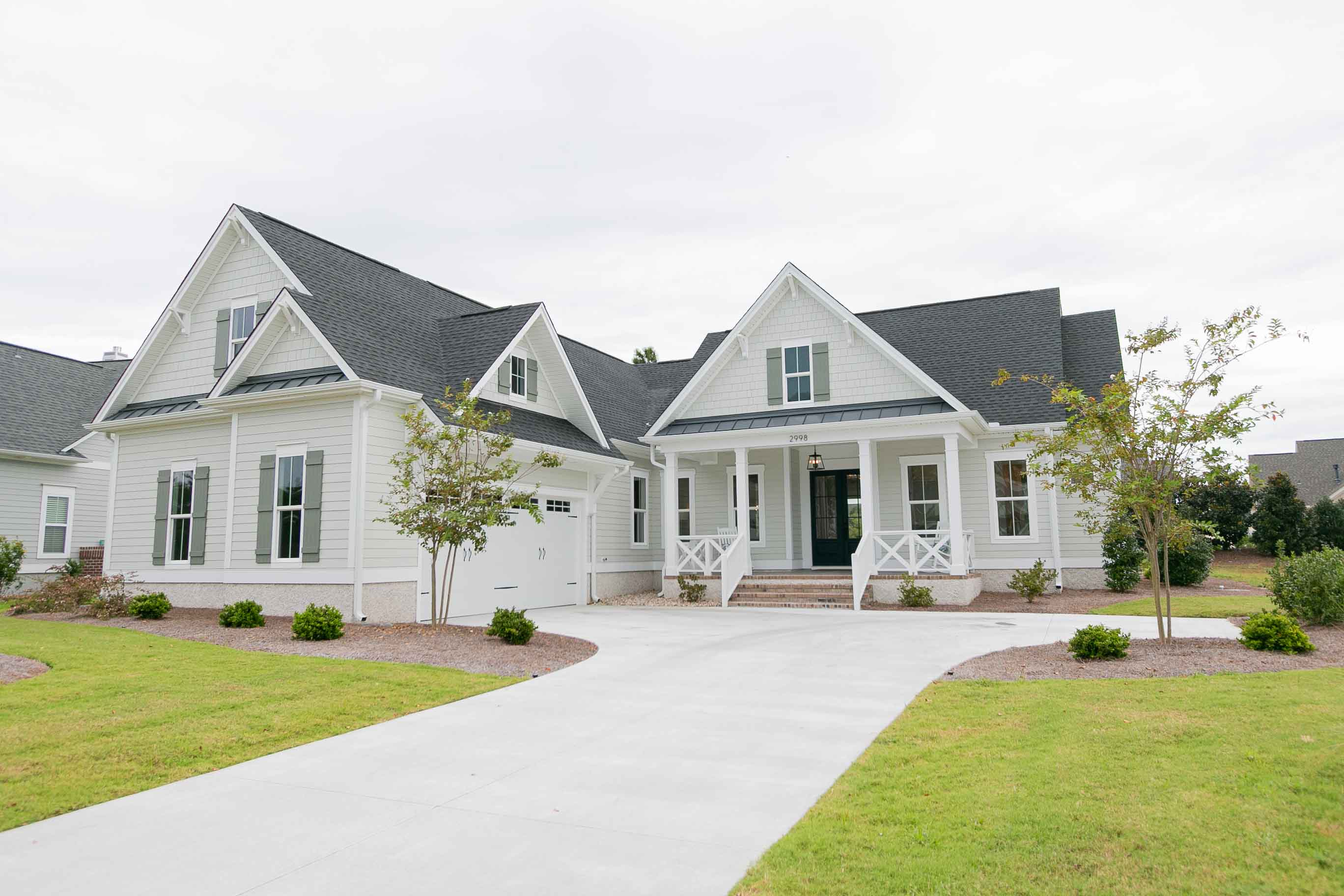 St. James Custom Home by Riverbrook Builders