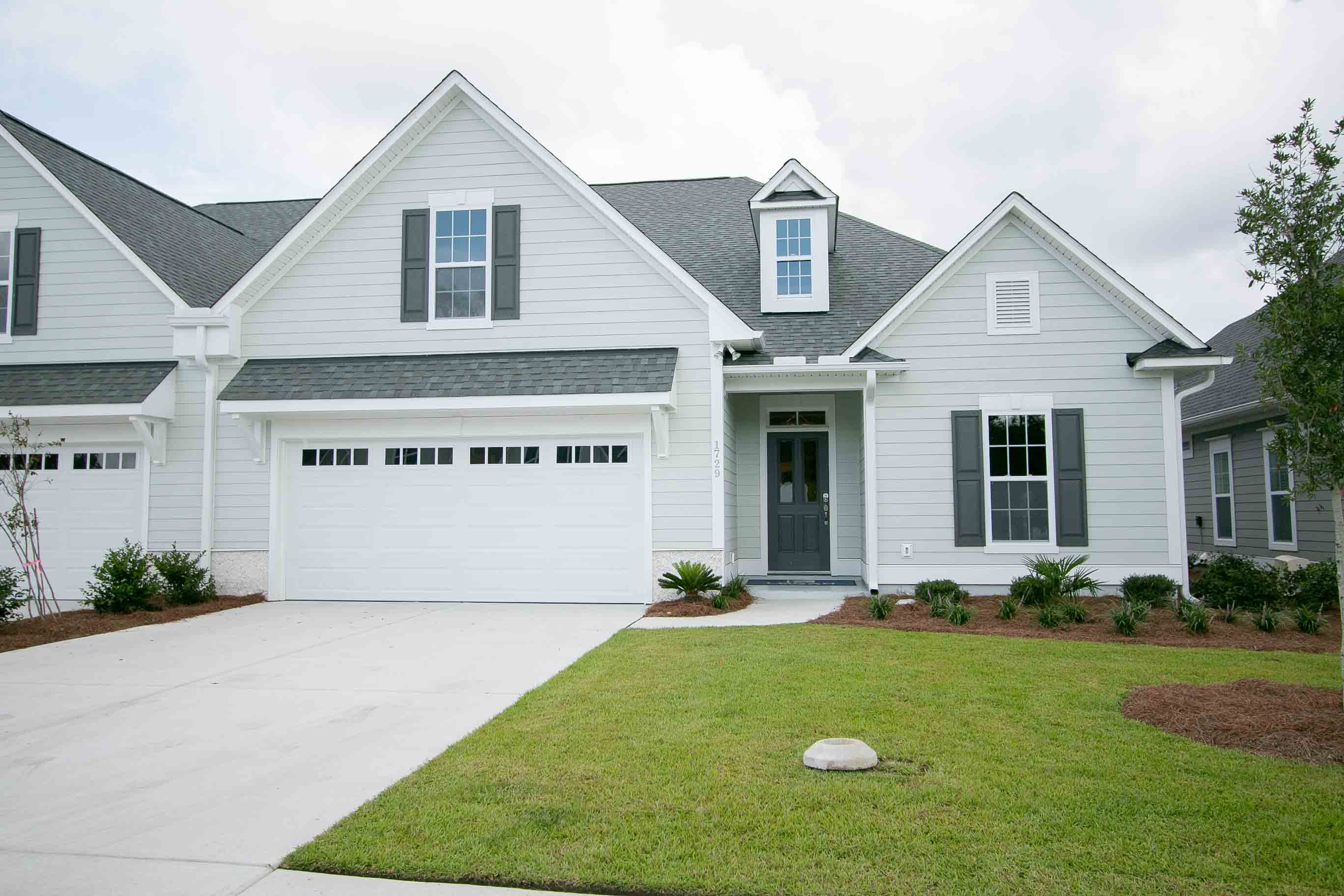 New Construction Home by Logan Homes