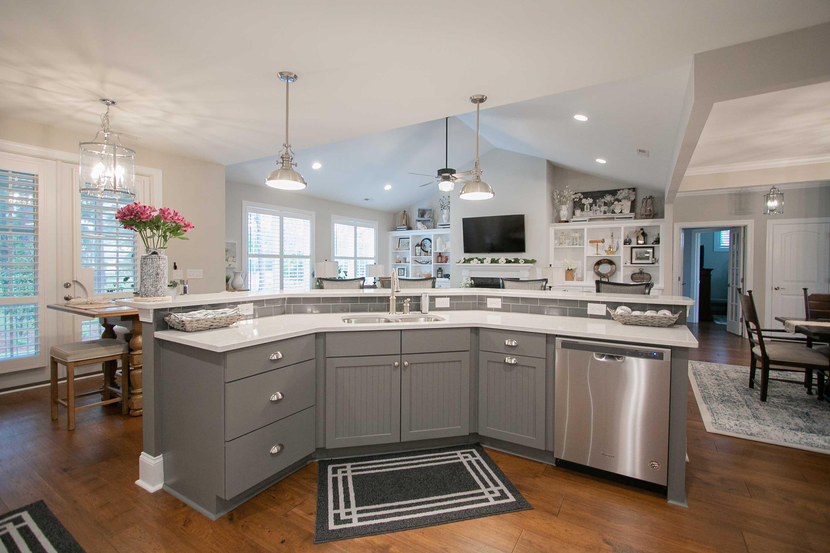 Custom Home by Southern Comfort in Ocean Ridge