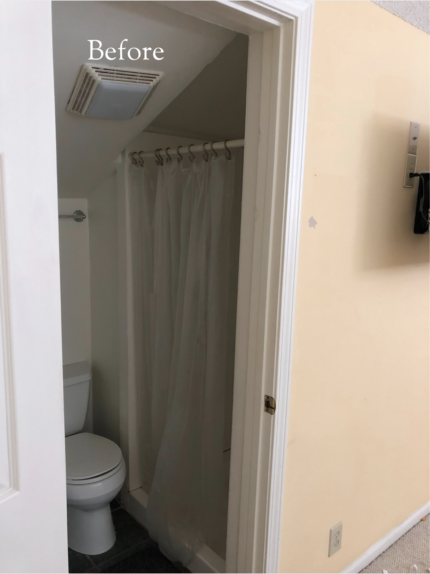 Bathroom remodel by Braddock Built