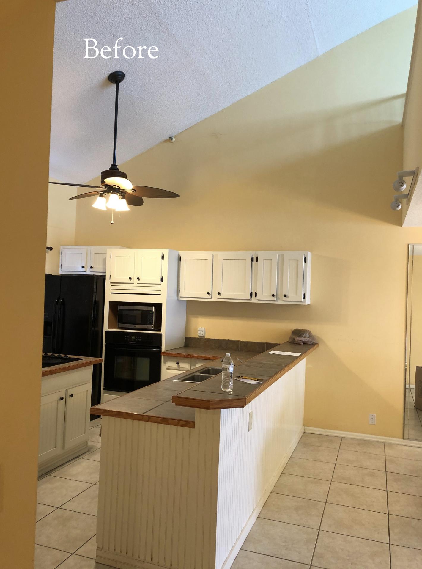 Kitchen remodel by Braddock Built