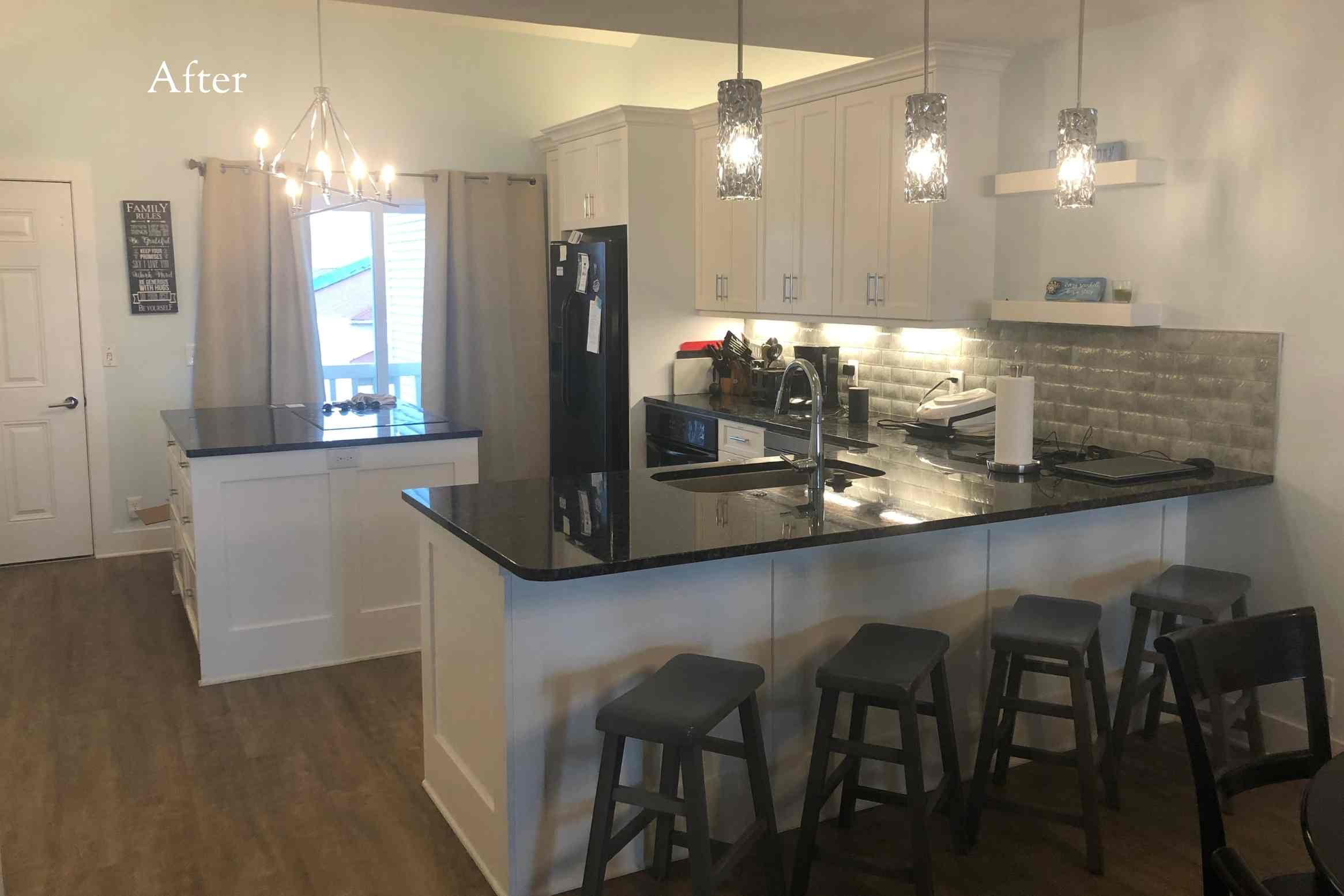Kitchen Renovation by Braddock Built