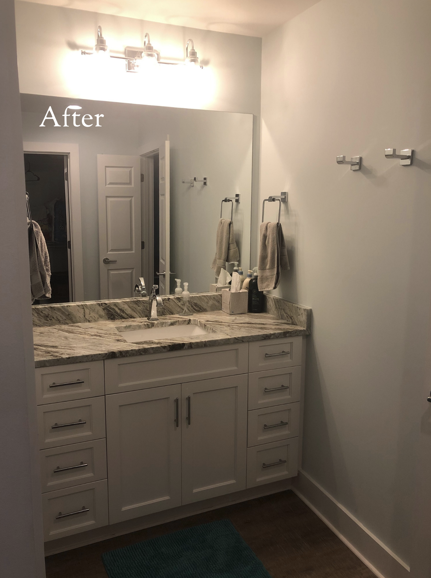 Bathroom Remodel Contractor Braddock Built