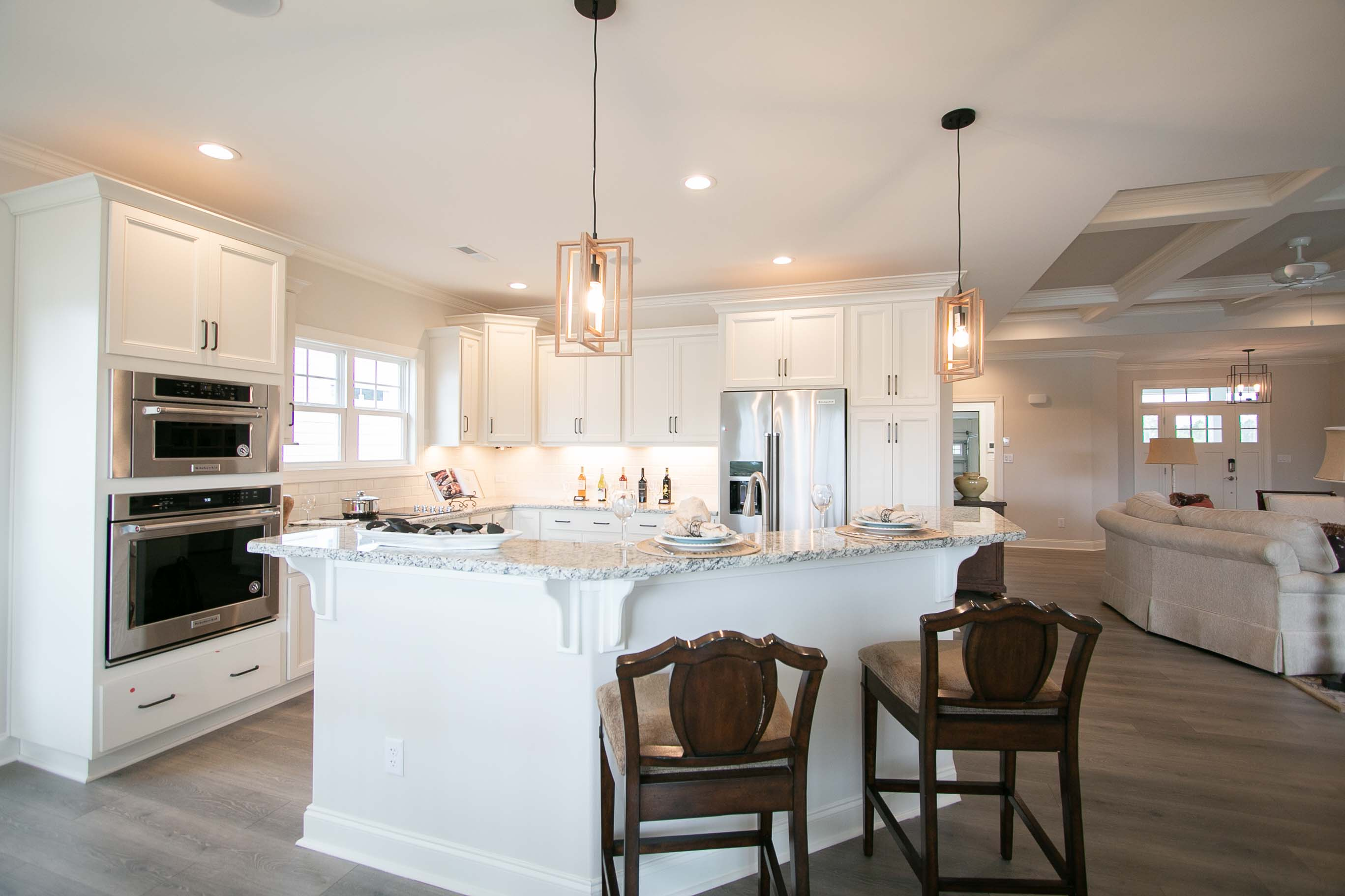 New Construction home in Oak Island