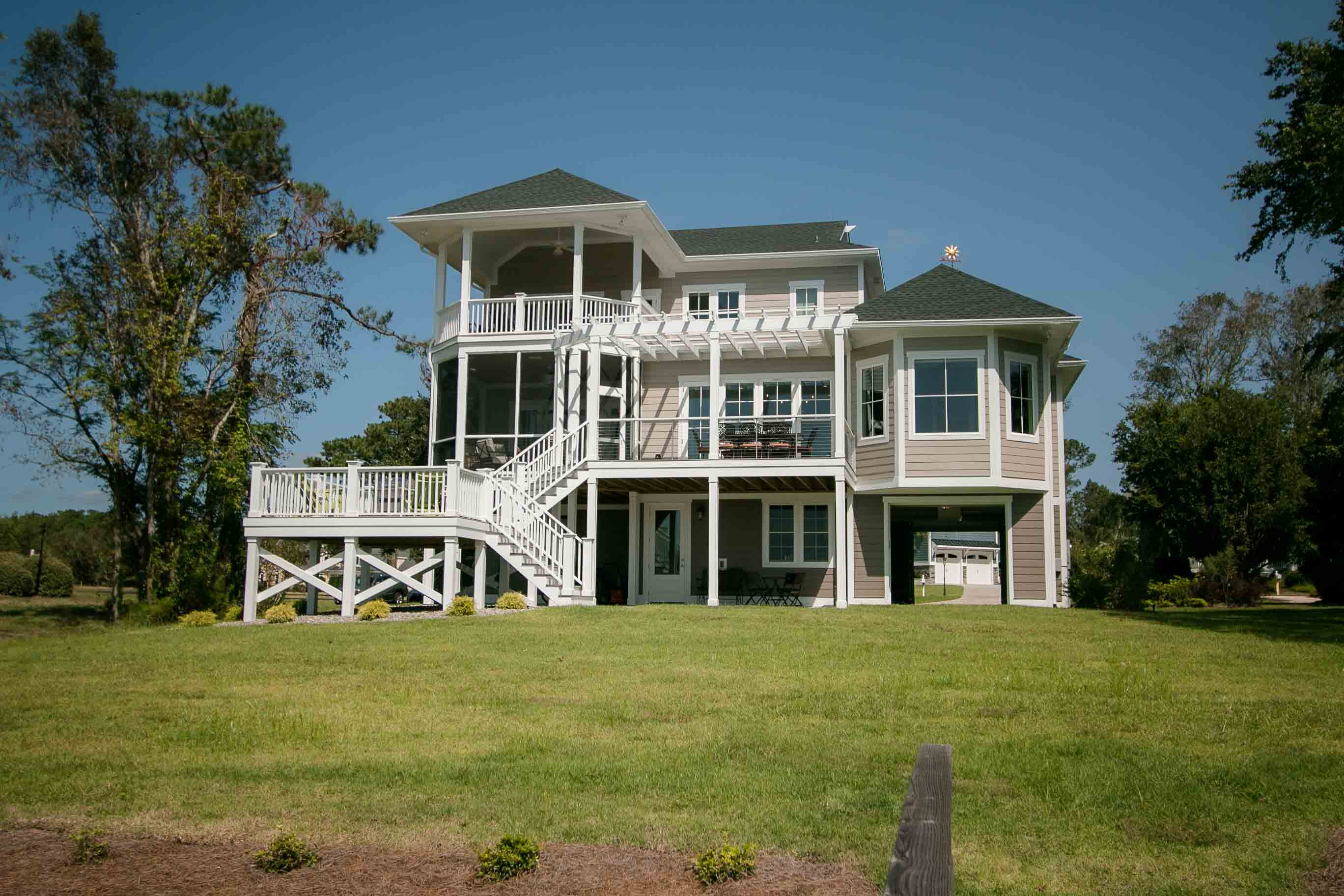 Custom 3br home in southport nc