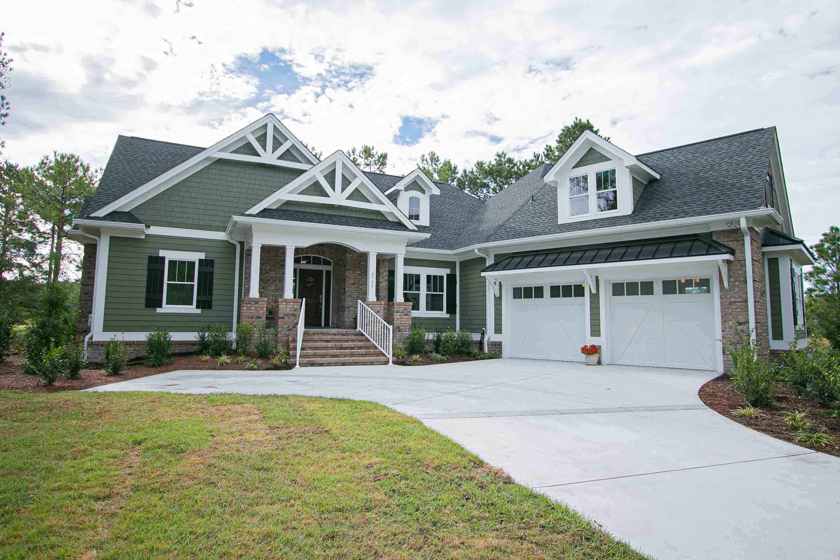 Custom Ocean Ridge Home by QRI Construction