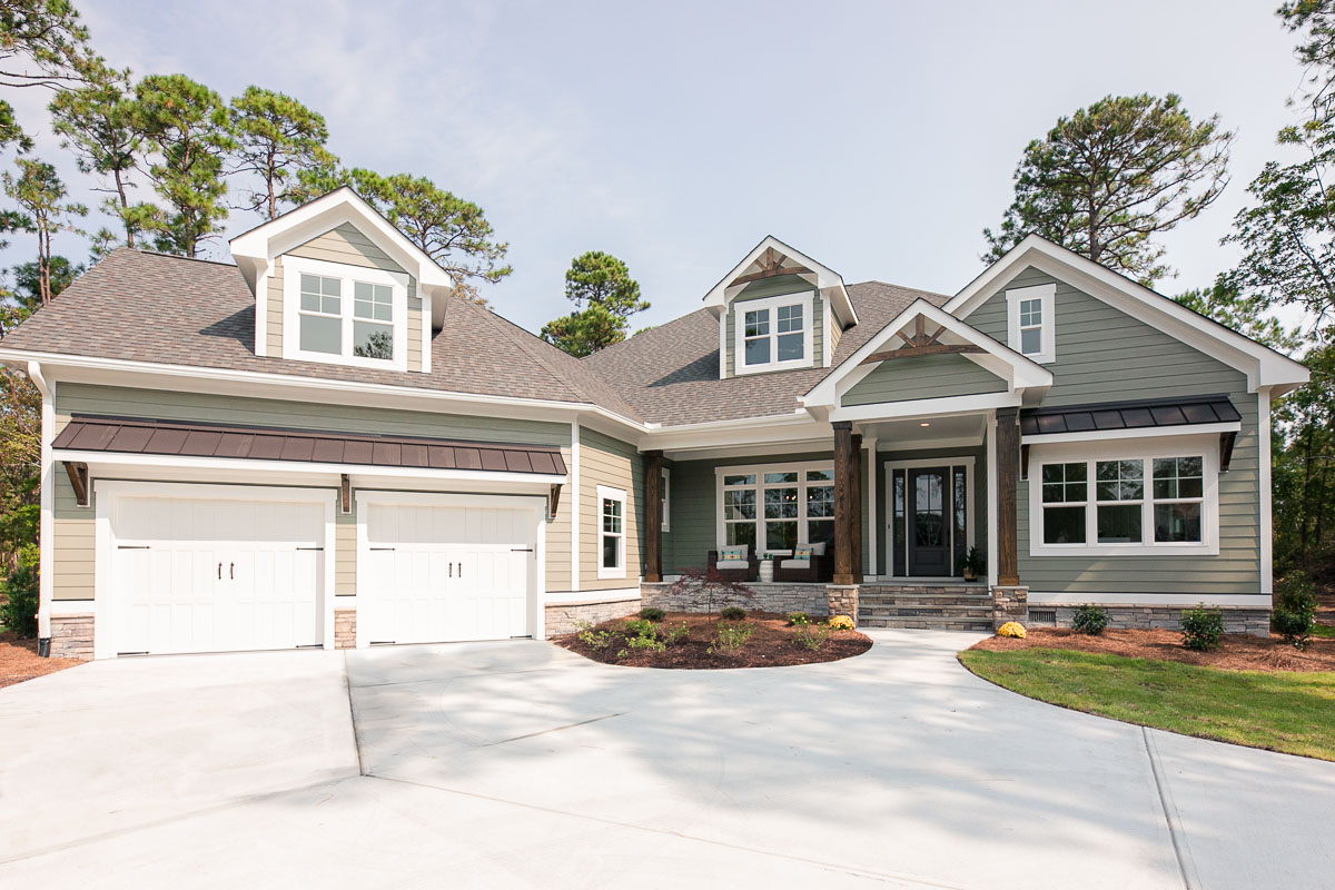 The Berkshire Cottage By Barker Canady Custom Homes