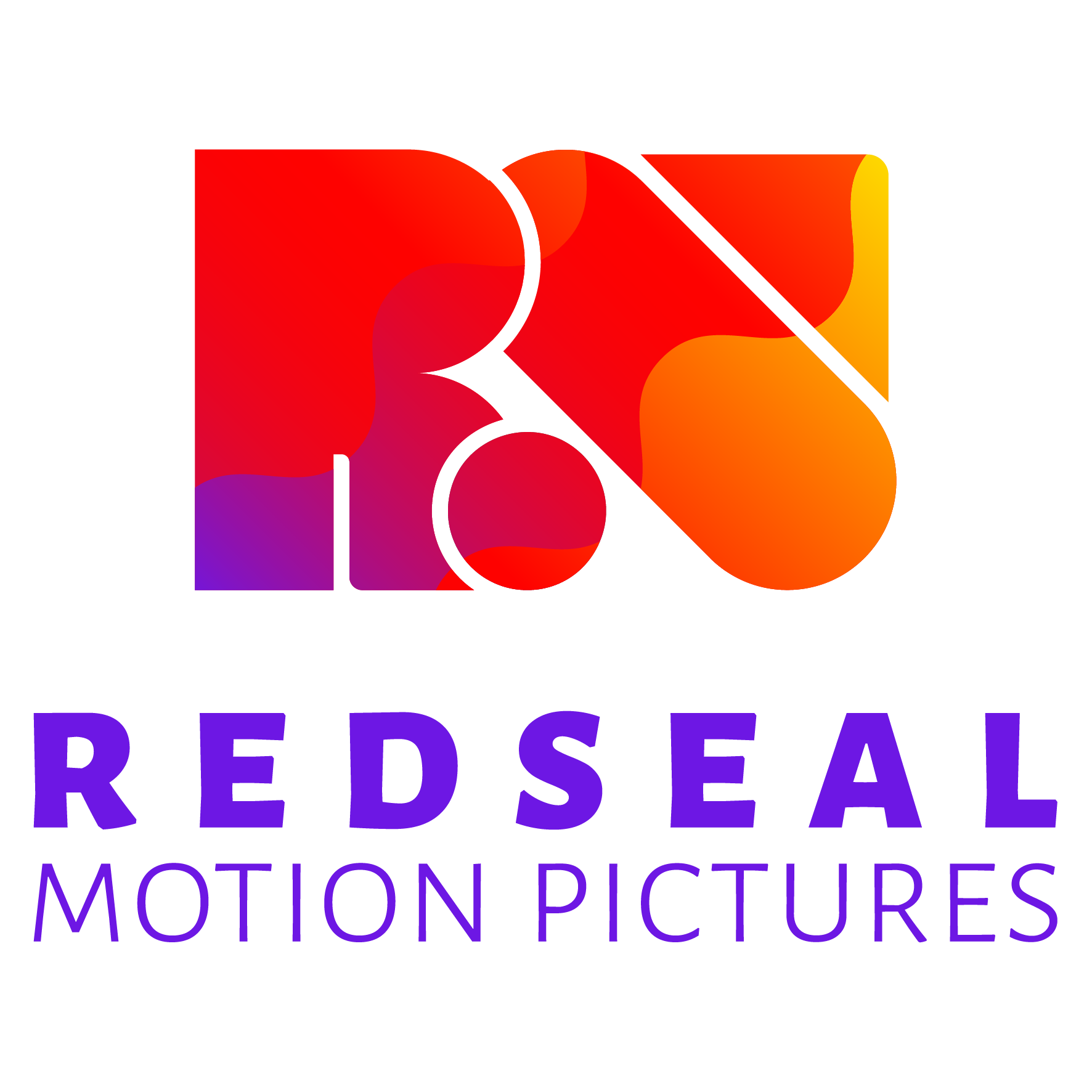 RedSeal Motion Pictures logo with text
