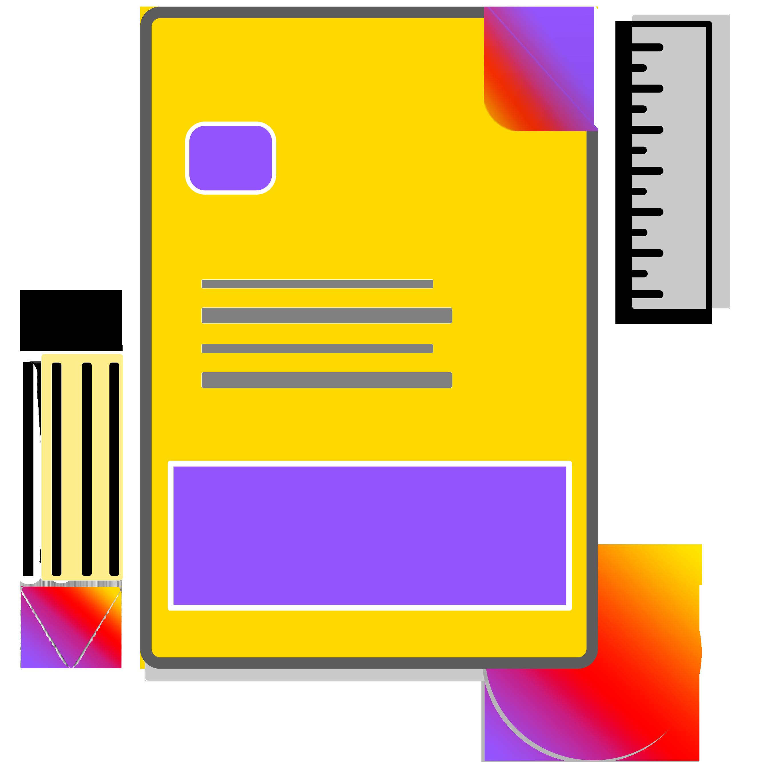 Content Design Service Icon